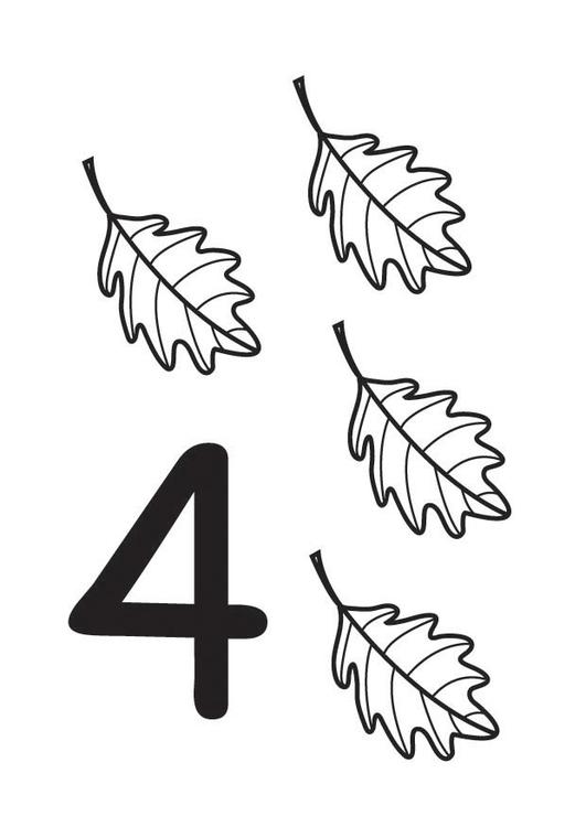 Dibujo para colorear 4 - Dibujos Para Imprimir Gratis