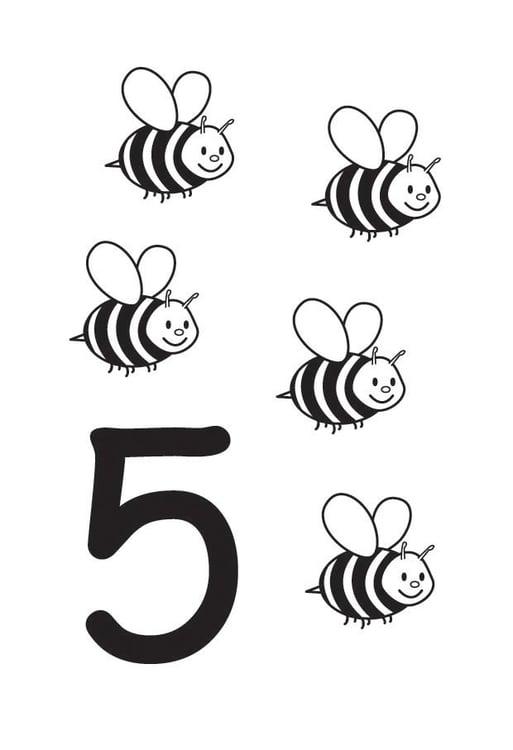 Dibujo para colorear 5 - Dibujos Para Imprimir Gratis ...