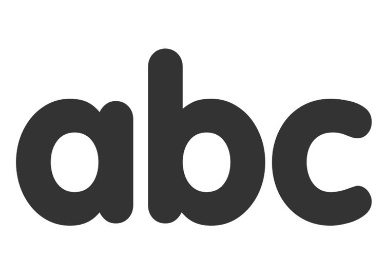 Dibujo para colorear abc - Img 26254