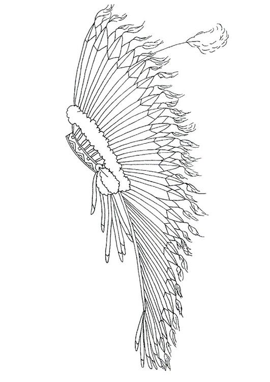 32 Mejores Dibujos De Indios Nativos Americanos Para