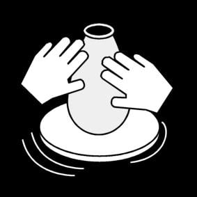 Image Result For A Pottery Coloring