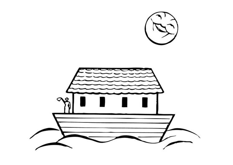 Dibujos Cristianos Para Colorear Del Arca De Noe Imagenes Del Arca ...