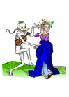 Imagen baile de muertos