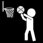 Dibujo para colorear Baloncesto