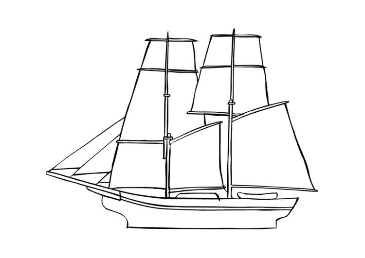 Dibujar Barcos. Latest Dibujo De Barcos Para Colorear La Evolucion ...