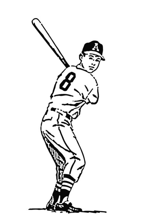 Dibujos De Baseball | www.imagenesmi.com