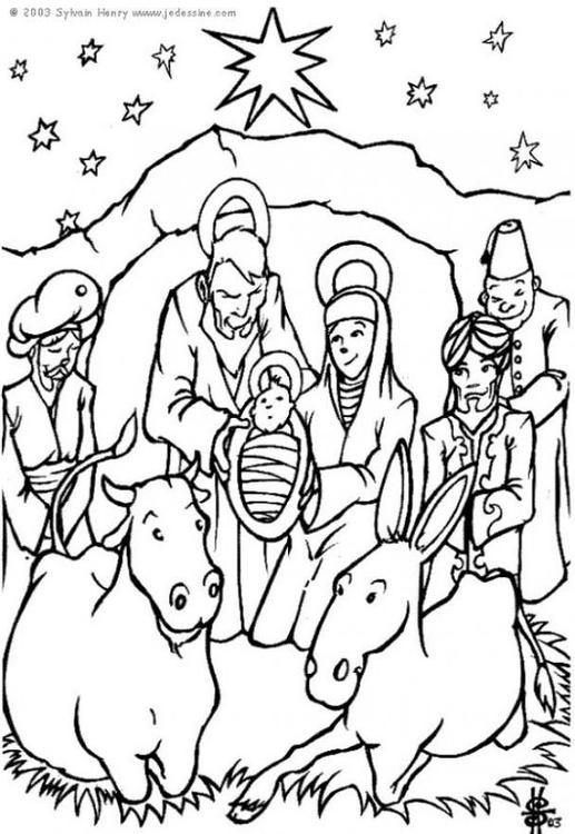 Me Aburre La Religion Navidad Colorear Dibujos De Navidad
