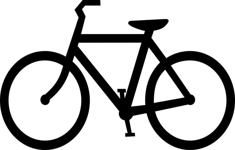 Dibujo para colorear Bicicleta - Img 16111
