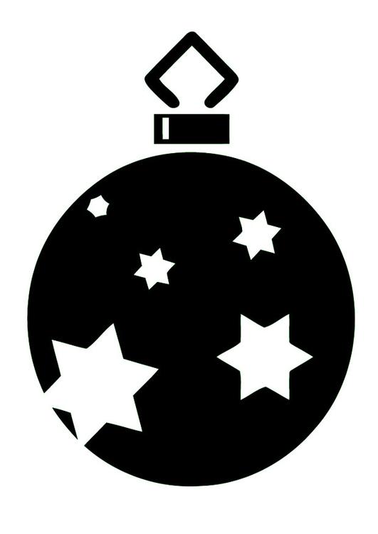 Dibujos Para Colorear De Bolas De Navidad Dibujo Rbol De Navidad