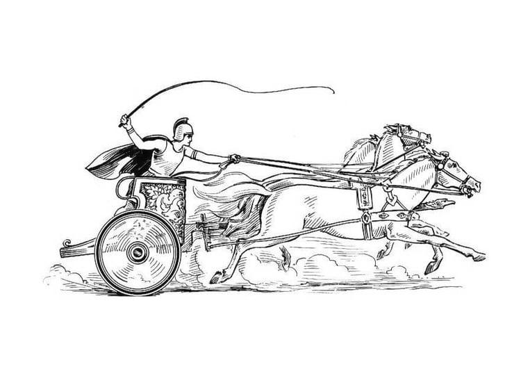 Dibujo para colorear carrera de carros  Img 16624