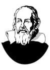 Dibujo para colorear Charles Darwin