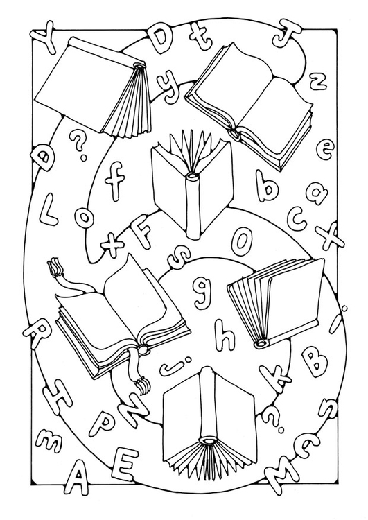Kleurplaten Om Te Printen Groep 7 Dibujo Para Colorear Cifra 6 Img 21881