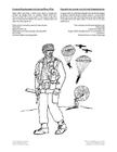 Dibujo para colorear Comando de paracaidistas de la segunda guerra mundial