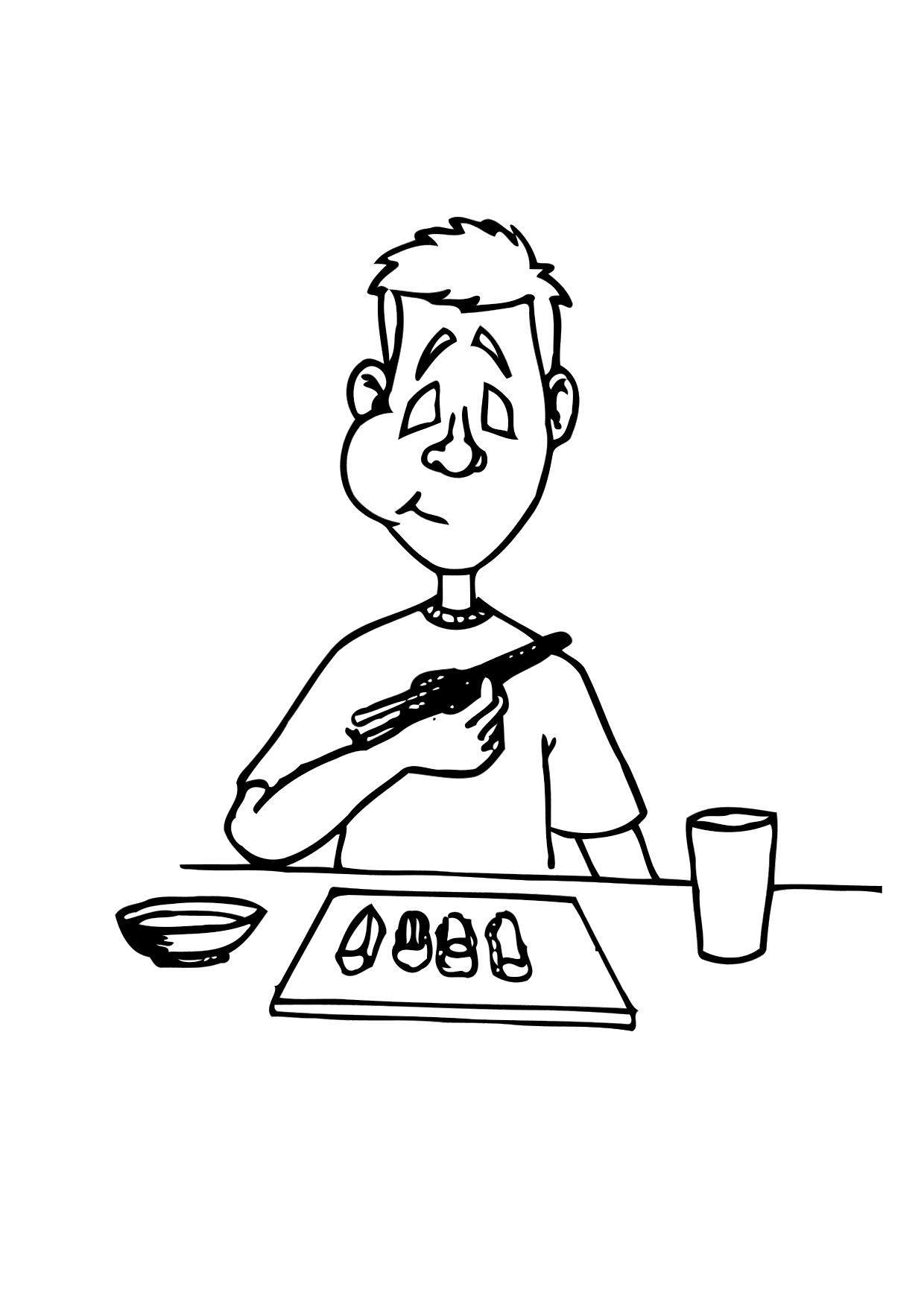 Imprimir blog - Dessin manger ...