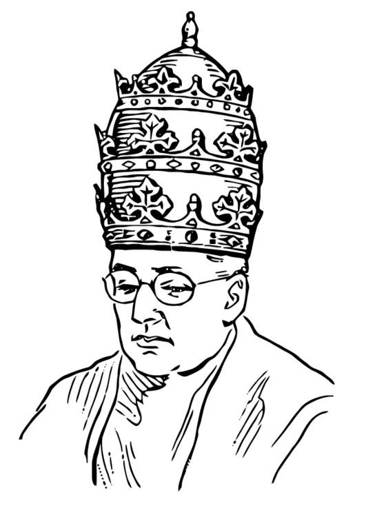 Dibujo para colorear Corona - tiara - Img 13249