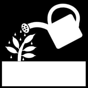 Dibujo para colorear cuidar las plantas de exterior img - Plantas de exterior faciles de cuidar ...