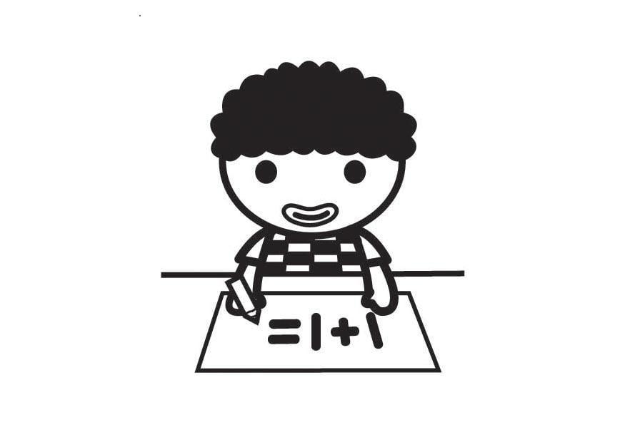 Dibujo Para Colorear Derecho A La Educación Dibujos Para