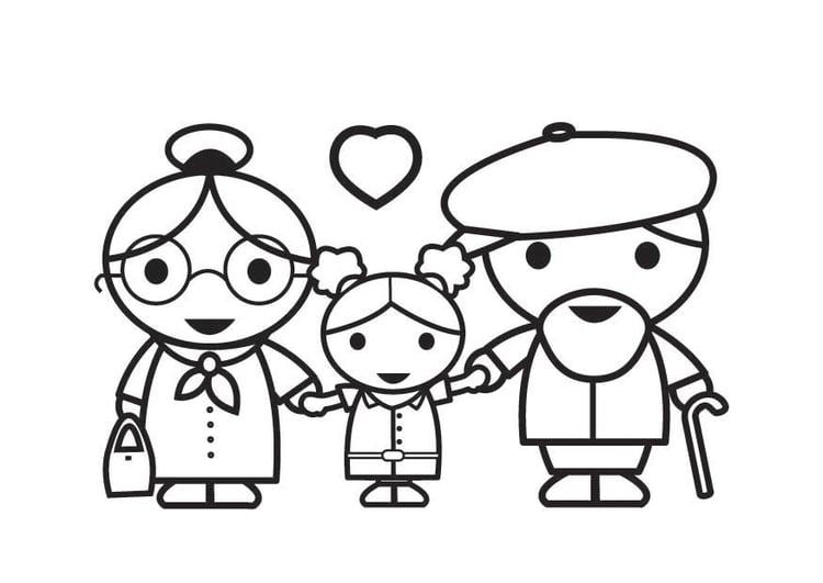 Dibujo Para Colorear Derecho A Ser Amado Y Cuidado Img 23402