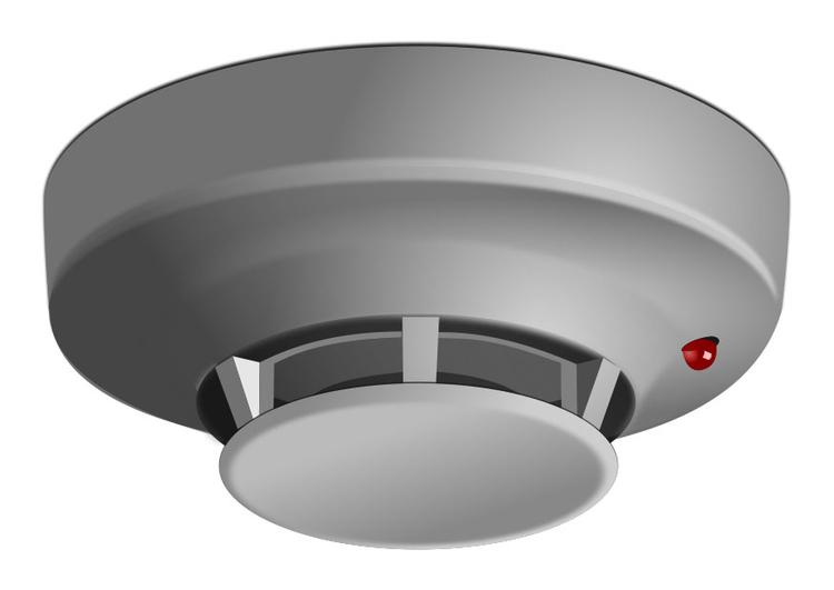 Dibujo para colorear detector de humo img 27558 images - Detectores de humos ...