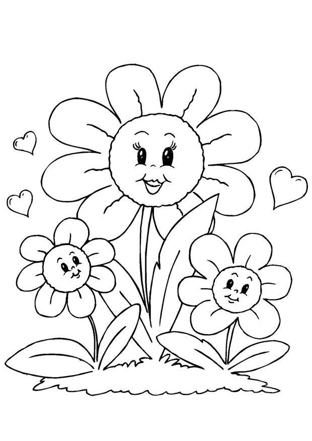 Dibujo para colorear día de la madre - Img 25799