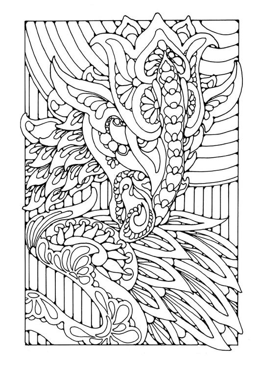 peace frog coloring pages - dibujo para colorear drag n img 25635
