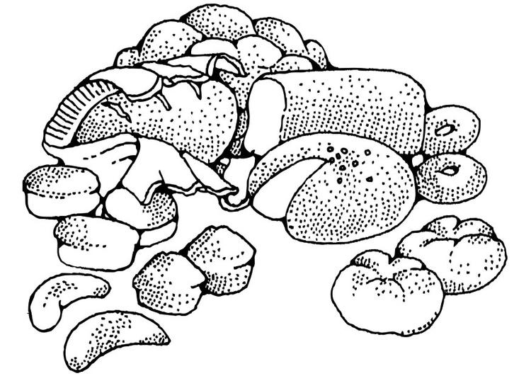 Dibujo Para Colorear Dulces Img 17334