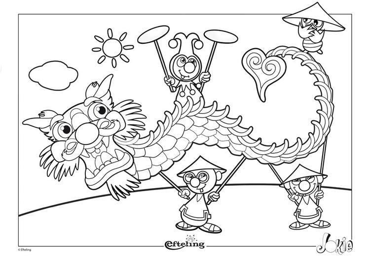 Efteling Hotel Kleurplaat Dibujo Para Colorear Efteling China Dibujos Para