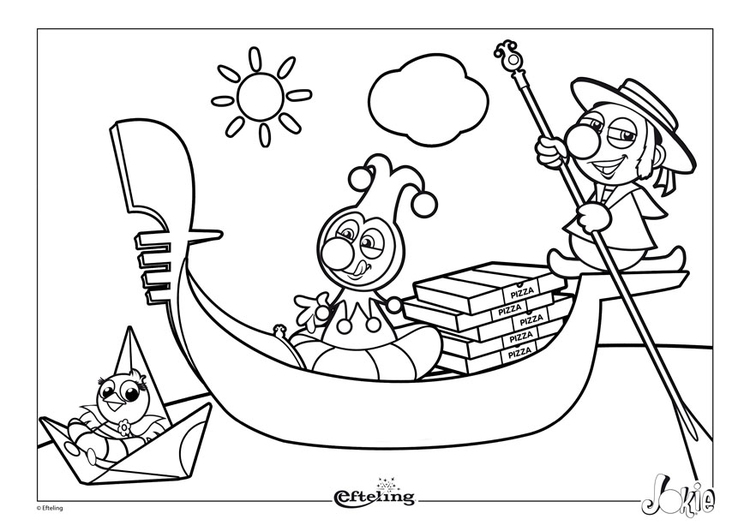 Dibujo Para Colorear Efteling Italia Img 28660 Images