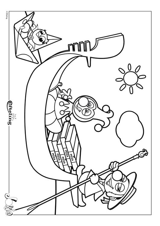 Dibujo Para Colorear Efteling Italia Img 28667 Images