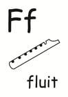 Dibujo para colorear f