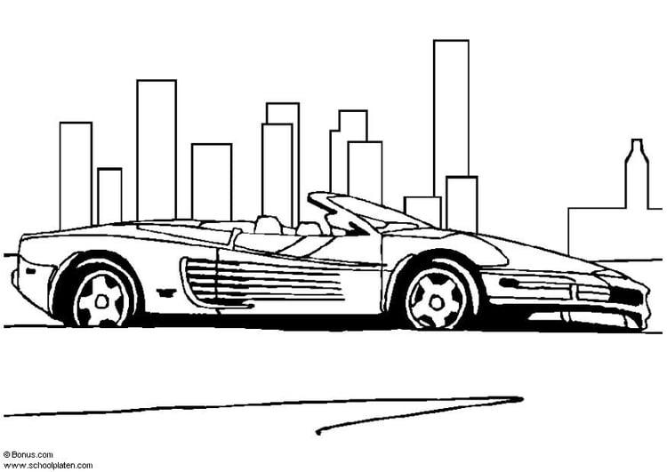 Fotos De Ferrari Para Dibujar Www Imagenesmy Com