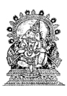 Dibujo para colorear Ganesh