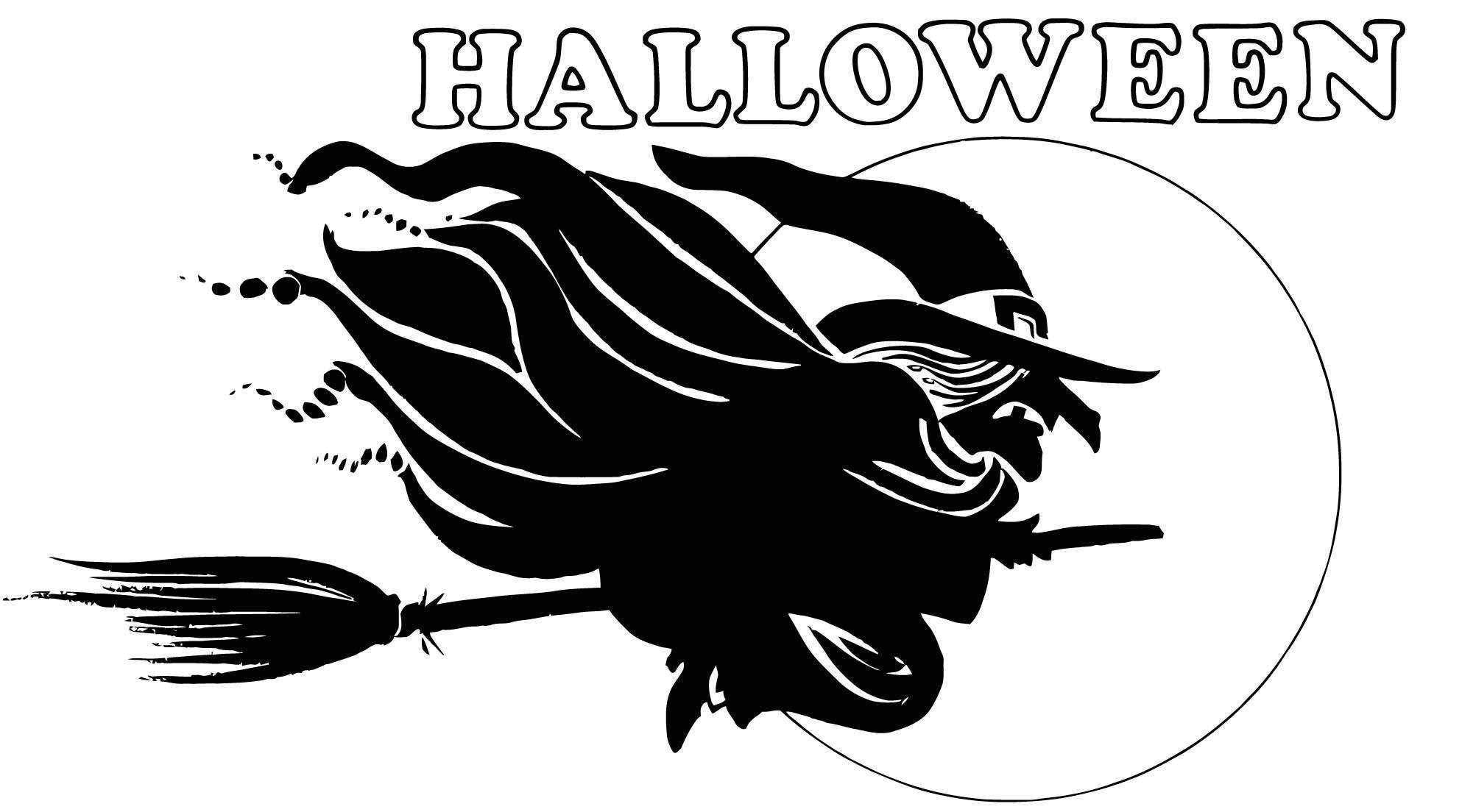 Dibujos De Halloween Para Colorear E Imprimir: Dibujo Para Colorear Halloween