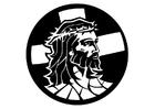 Dibujo para colorear Jesús