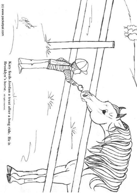 Dibujo para colorear Jordan - Img 10276
