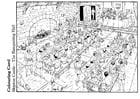 Dibujo para colorear La sala de banquetes
