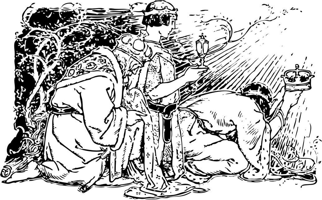 Dibujos De Los 3 Reyes Magos Para Colorear: Dibujo Para Colorear Los Reyes Magos