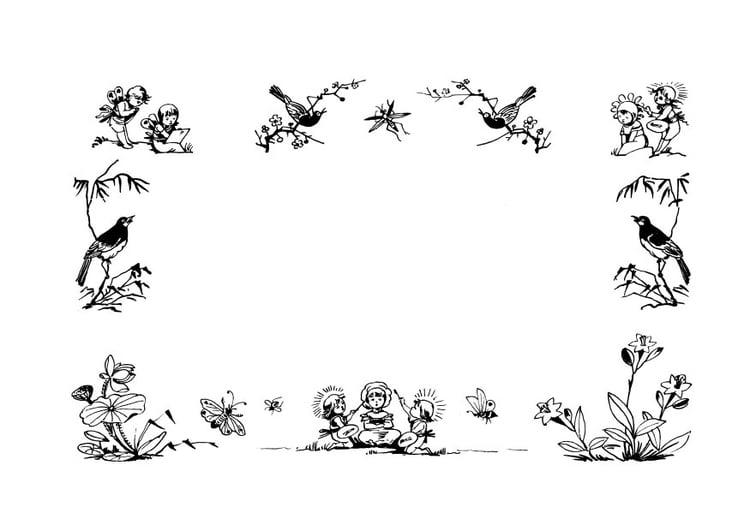 Libreta De Dibujo Mandala Unicornio Papel Blanco: Dibujo Para Colorear Marco