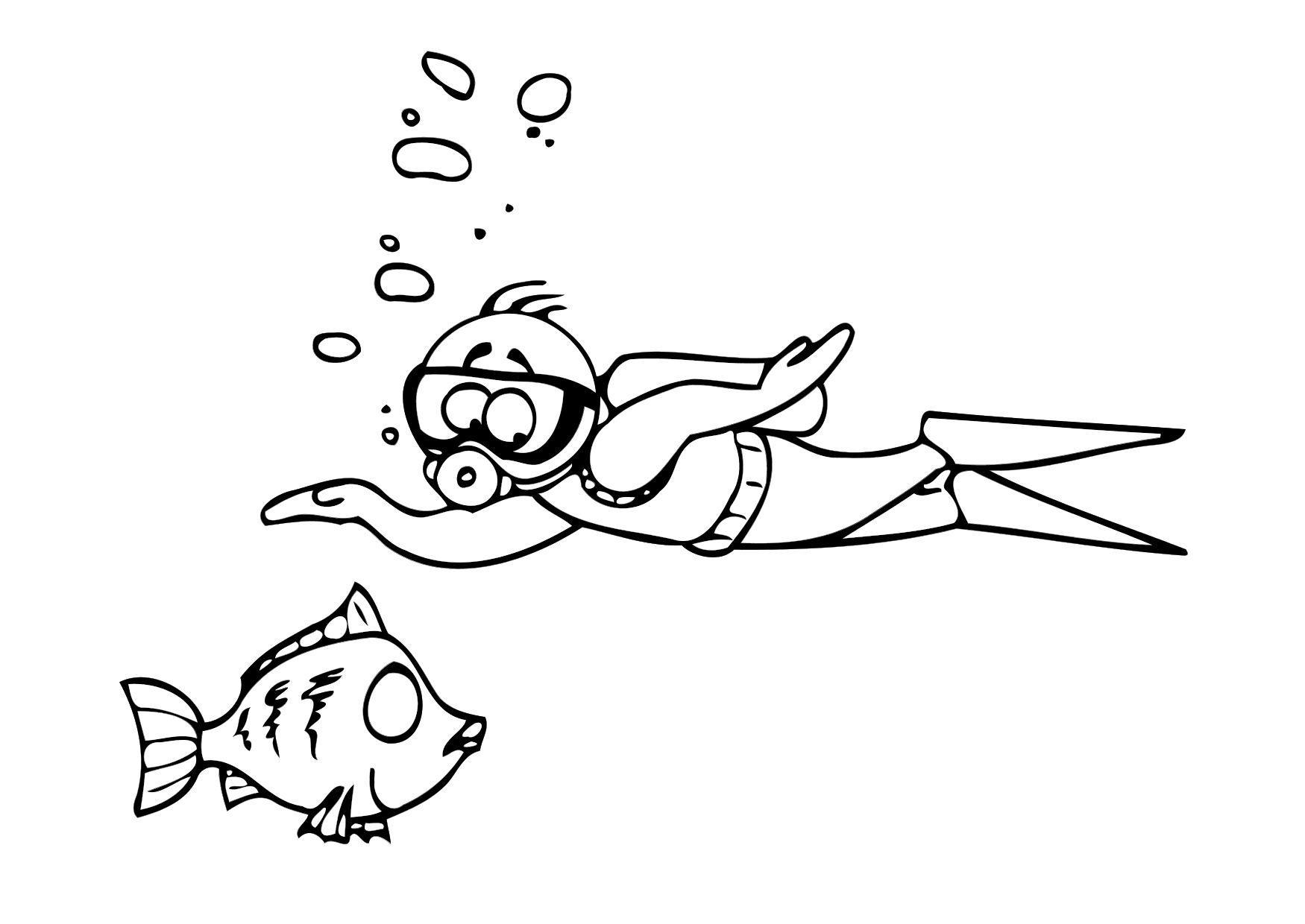 Image Gallery nadar para colorear