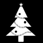 Dibujo para colorear Navidad