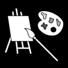 Dibujo para colorear Pintar