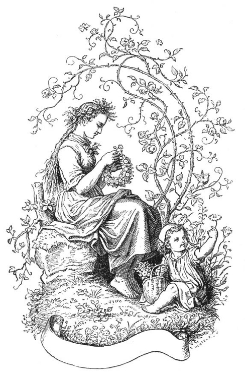 Dibujo Para Colorear Primavera Img 15939