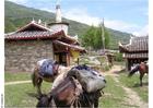 Foto Pueblo de montaña