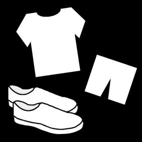 Kleurplaat T Shirt Dibujo Para Colorear Ropa Deportiva Dibujos Para