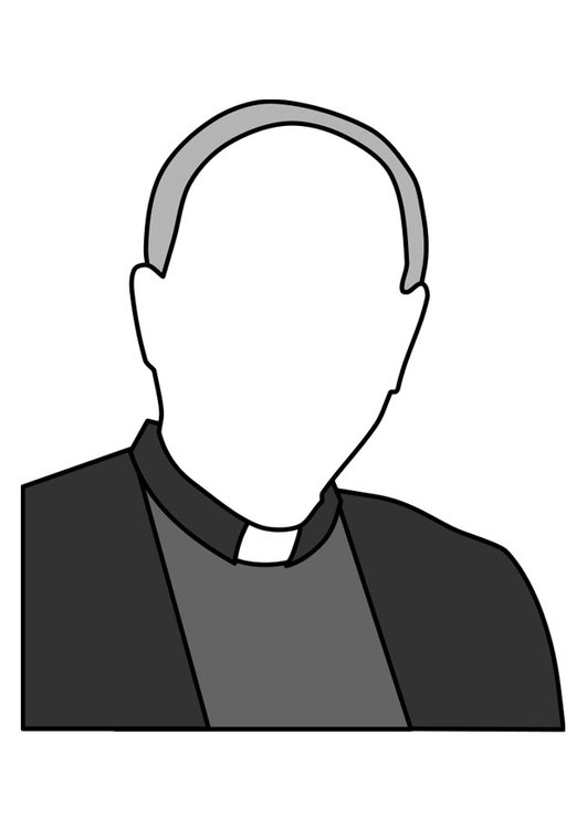 Resultado de imagen para sacerdote dibujo