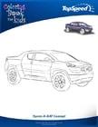 Dibujo para colorear Salón del automóvil_Detroit-8