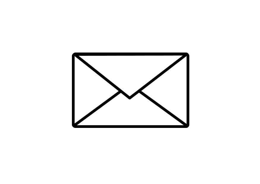 Resultado de imagen de dibujo email