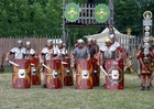 Foto Soldados romanos