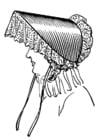 Dibujo para colorear Sombrero