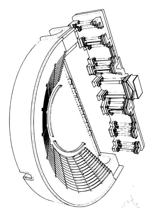 romano auto electrical wiring diagramdibujo para colorear teatro romano